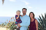 Craig Family Holiday Session, Laguna Beach, California, Nov 2013, Photo by Joelle Leder Photography Studio ©