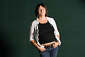 Ali Smith,author and winner of The Whitbread Novel Prize. Her new book is The Accidental.  CREDIT Geraint Lewis