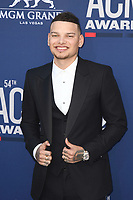LAS VEGAS, NV - APRIL 7: Kane Browni attends the 54th Annual ACM Awards at the Grand Garden Arena on April 7, 2019 in Las Vegas, Nevada. <br /> CAP/MPIIS<br /> &copy;MPIIS/Capital Pictures