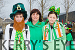 pictured at Milltown Saint Patrick's day parade on