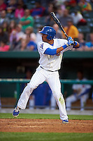 South Bend Cubs outfielder Rashad Crawford (11) during a game against the Cedar Rapids Kernels on June 5, 2015 at Four Winds Field in South Bend, Indiana.  South Bend defeated Cedar Rapids 9-4.  (Mike Janes/Four Seam Images)