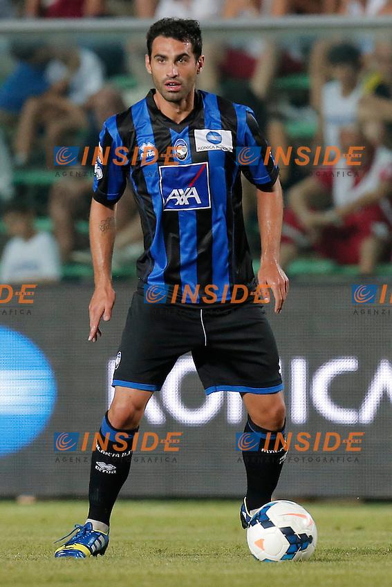 Davide Brivio Atalanta,<br /> Bergamo 27/7/2013 <br /> Football Calcio 2013/2014 Serie A <br /> Atalanta Vs Udinese <br /> Trofeo Bortolotti  <br /> Foto Marco Bertorello Insidefoto