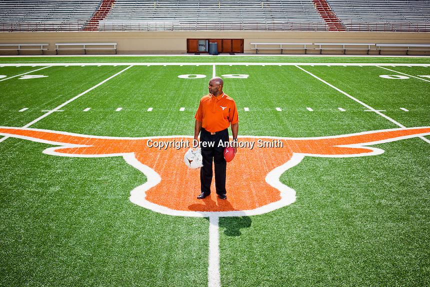 Charlie Strong<br /> <br /> University of Texas at Austin<br /> <br /> College Football <br /> <br /> Longhorns