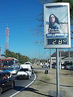 Rio de Janeiro (RJ) 23.08.202. Trânsito/Congestionamento<br />- Congestionamento Intenso  no Bairro de Deodoro,Zona Oeste do Rio de Janeiro,hoje dia (23/08).Foto: Arion Marinho/Brazil Photo Press.