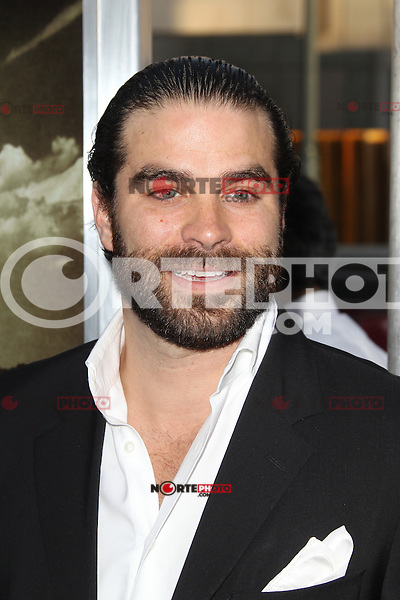 Alejandro Nones at the film premiere of 'For Greater Glory' at AMPAS Samuel Goldwyn Theater on May 31, 2012 in Beverly Hills, California. © mpi26/ MediaPunch Inc.