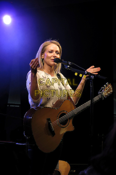 KING CITY, ONTARIO, CANADA - OCTOBER 19: Jewel Kilcher performs at the grand opening of Dog Tales Rescue and Sanctuary in King City on October 19th, 2014 in King City, Ontario, Canada. Dog Tales is an independent dog and horse rescue located on 50 acres of green fields just a short drive from downtown Toronto.<br /> CAP/TAM<br /> &copy;Tamara Matuk/Capital Pictures