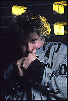 Portraits of Ozzy Osbourne photographed in Chicago, Illinois.<br /> 1986<br /> CAP/MPI/GA<br /> &copy;GA/MPI/Capital Pictures