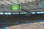 General view, JULY 4, 2014 - Football / Soccer : FIFA World Cup Brazil 2014 quarter-finals match between France 0-1 Germany at Estadio do Maracana in Rio de Janeiro, Brazil. (Photo by FAR EAST PRESS/AFLO)