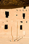 Spruce Tree House ruin..Mesa Verde National Park, Colorado.