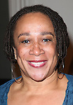 S. Epatha Merkerson attending the Unveiling of the Revitalized Public Theater at Astor Place in New York City on 10/4/2012.