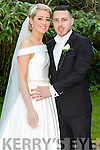 Nuala Kelly, Tralee, and Gregory O'Brien, Tralee were married at the Immaculate Conception, Rathass by Fr. Frances Nolan on 31st December 2016 with a reception at Ballyseedy Castle Hotel