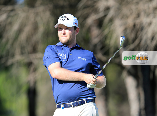 Branden GRACE (RSA) during round 2 of the Turkish Airlines Open presented by the Ministry of Tourism and Culture, hosted at the The Montgomerie Maxx Royal,Antalya,Turkey.<br /> Picture: Fran Caffrey www.golffile.ie