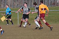 St Mirren v Motherwell U19 280111