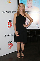 SANTA MONICA, CA - JUNE 16: Lea Thompson at the premiere of The Year Of Spectacular Men during the 2017 Los Angeles Film Festival at The Arclight in Santa Monica, California on June 16, 2017. Credit: Faye Sadou/MediaPunch
