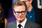 "Colin Firth attends to the premiere of ""Bridget Jones, Baby"" at Kinepolis in Madrid. September 09, Spain. 2016. (ALTERPHOTOS/BorjaB.Hojas)"