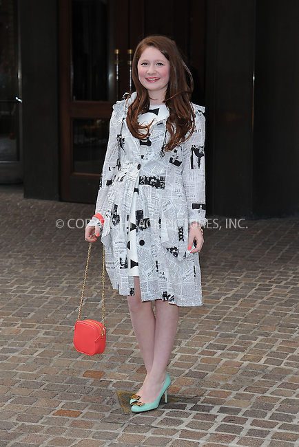 WWW.ACEPIXS.COM . . . . . .March 27, 2013...New York City...Emma Kenney attends  a screening of 'The Host' at Tribeca Grand Hotel on March 27, 2013 in New York City. ....Please byline: KRISTIN CALLAHAN - WWW.ACEPIXS.COM.. . . . . . ..Ace Pictures, Inc: ..tel: (212) 243 8787 or (646) 769 0430..e-mail: info@acepixs.com..web: http://www.acepixs.com .
