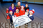 Kerryhead/Ballyheigue Family Resource Centre is inviting traders to take part in our Christmas Craft Fair and Fun Day on 15th December from 2pm-6pm in Ballyheigue Community Centre. Pictured front l-r were: Ellie Walsh, Paige Drury, Kayla Dee Hussey, Cody Goggin and Makayla Roche. Back l-r were: Muiríosa Griffin, Seamus Falvey and Laura Dineen.