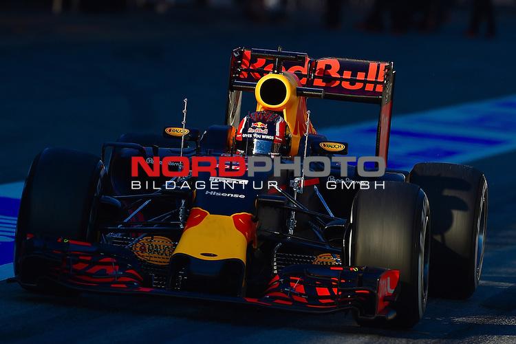 Formel 1 Testfahrten 2016 in Barcelona<br /> Daniil Kvyat (RUS#26), Infiniti Red Bull Racing<br /> <br /> <br /> Foto &copy; nordphoto /  Bratic