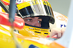 03 Apr 2009, Kuala Lumpur, Malaysia ---     ING Renault F1 Team driver Fernando Alonso of Spain in the first practice session during the 2009 Fia Formula One Malasyan Grand Prix at the Sepang circuit near Kuala Lumpur. Photo by Victor Fraile --- Image by © Victor Fraile / The Power of Sport Images