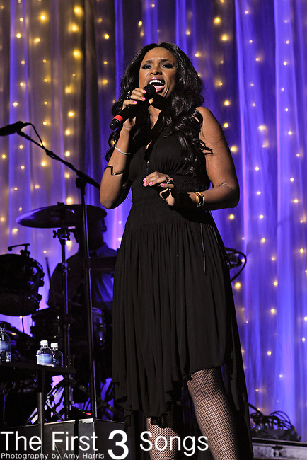 Jennifer Hudson performs at the 2011 Essence Music Festival on July 1, 2011 in New Orleans, Louisiana at the Louisiana Superdome.