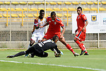 Fortaleza venció 2x1 al  Deportes Tolima en la liga Anguila I 2016