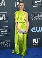 12 January 2020 - Santa Monica, California - Kristen Bell. 25th Annual Critici's Choice Awards held at Barker Hangar. Photo Credit: Birdie Thompson/AdMedia