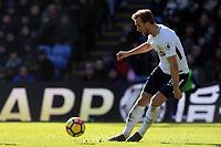 Harry Kane of Tottenham Hotspur during Crystal Palace vs Tottenham Hotspur, Premier League Football at Selhurst Park on 25th February 2018