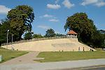 Bedford Castle Mound, Bedfordshire; England