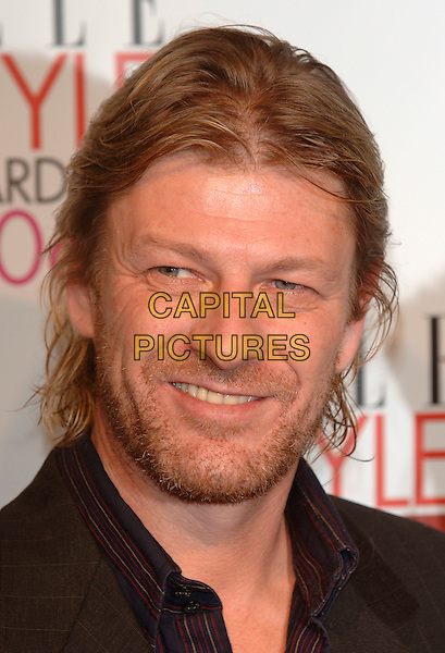 SEAN BEAN.Elle Style Awards 2006.The Old Truman Brewery, Brick Lane.London, England.20th February 20th, 2006..portrait headshot beard.Ref: PL.www.capitalpictures.com.sales@capitalpictures.com.©Phil Loftus/Capital Pictures.