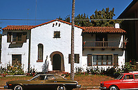 San Diego: Spanish Colonial Revival, circa 1920.  (Photo '78)