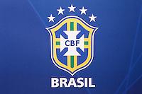 RIO DE JANEIRO, RJ, 13.08.2015 - SELE&Ccedil;&Atilde;O-BRASILEIRA - Convoca&ccedil;&atilde;o da sele&ccedil;&atilde;o brasileira para os amistosos contra a Costa Rica e os Estados <br /> Unidos, nos dias 5 e 8 de setembro, respectivamente. A convoca&ccedil;&atilde;o ocorreu na sede da Confedera&ccedil;&atilde;o Brasileira de Futebol, na Barra da Tijuca, zona oeste da cidade, <br /> nesta quinta-feira, 13. (Foto: Gustavo Serebrenick/Brazil Photo Press)