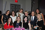 Andrea Joyce, Scott Hamilton and JoJo Starbuck and attendees as Scott Hamilton is honored tonight at  Figure Skating in Harlem celebrates 20 years - Champions in Life benefit Gala on May 2, 2017 in New York Ciry, New York.   (Photo by Sue Coflin/Max Photos)