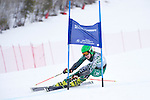 09 MAR 2016:  Kevyn Read (14) of Dartmouth University competes in the NCAA Division I Men's and Women's Skiing Championships take place at the Steamboat Ski Resort in Steamboat Springs, CO.  Read placed 13th in the event.  Jamie Schwaberow/NCAA Photos