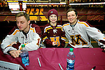 skate with Gophers, Mariucci,