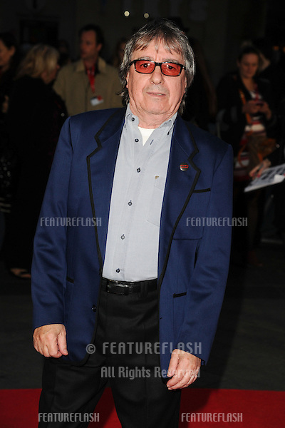 "Bill Wyman at the premiere for ""Crossfire Hurricane"" being shown as part of the London Film Festival 2012, Odeon Leicester Square, London 18/10/2012 Picture by: Steve Vas / Featureflash"