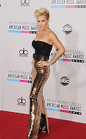 LOS ANGELES, CA - NOVEMBER 18: Jenny McCarthy attends the 40th Anniversary American Music Awards held at Nokia Theatre L.A. Live on November 18, 2012 in Los Angeles, California.PAP1112JP313..PAP1112JP313..