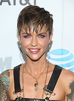 LOS ANGELES, CA - JUNE 2: Ruby Rose at iHeartRadio Wango Tango by AT&amp;T at Banc of California Stadium in Los Angeles, California on June 2, 2018. <br /> CAP/MPI/FS<br /> &copy;FS/MPI/Capital Pictures