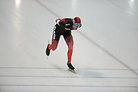SCHAATSEN: GRONINGEN: 28-10-2016, Sportcentrum Kardinge, KNSB Cup Kwalificatiewedstrijden, Arjen Stroetinga, ©foto Martin de Jong