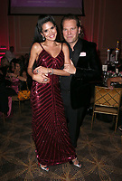 LOS ANGELES, CA - NOVEMBER 9: Joyce Giraud, Michael Ohoven, at the 2nd Annual Vanderpump Dog Foundation Gala at the Taglyan Cultural Complex in Los Angeles, California on November 9, 2017. Credit: November 9, 2017. Credit: Faye Sadou/MediaPunch