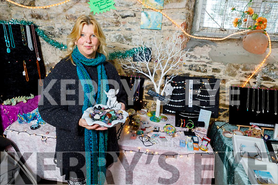 Shannon Behr enjoying the Farmers Christmas Market in Miltown on Saturday morning