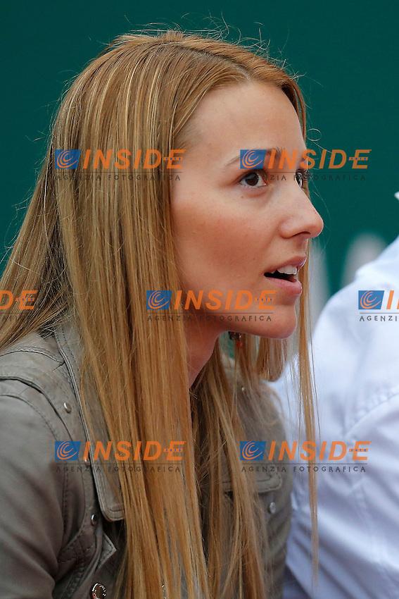 Jelena Ristic fidanzata di Novak Djokovic, Monte - Carlo, Monaco 19/4/2013 .Monte - Carlo Rolex Masters, Tennis, Atp World Tour.Tennis..Foto Marco Bertorello Insidefoto