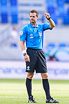 FIFA Referee Christopher Beath of Australia reacts during the AFC Asian Cup UAE 2019 Group A match between Bahrain (BHR) and Thailand (THA) at Al Maktoum Stadium on 10 January 2019 in Dubai, United Arab Emirates. Photo by Marcio Rodrigo Machado / Power Sport Images
