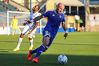 Alan McCormack of Brentford during the Friendly match between Wycombe Wanderers and Brentford at Adams Park, High Wycombe, England on 19 July 2016. Photo by David Horn PRiME Media Images.