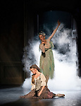 "English National Ballet. ""Cinderella"". Choreographer: Michael Corder."