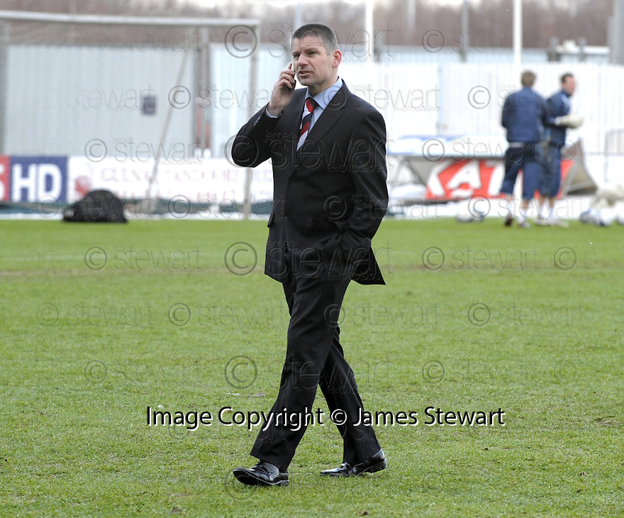 02/01/2010  Copyright  Pic : James Stewart.sct_jspa08_falkirk_v_st_johnstone  .:: FALKIRK MANAGER EDDIE MAY AFTER THE GAME IS CALLED OFF:: .James Stewart Photography 19 Carronlea Drive, Falkirk. FK2 8DN      Vat Reg No. 607 6932 25.Telephone      : +44 (0)1324 570291 .Mobile              : +44 (0)7721 416997.E-mail  :  jim@jspa.co.uk.If you require further information then contact Jim Stewart on any of the numbers above.........