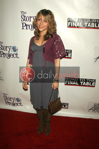 Ashley Peldon<br />at Poker for Katrina Relief. Montmartre Lounge, Hollywood, CA. 12-01-05<br />Dave Edwards/DailyCeleb.com 818-249-4998