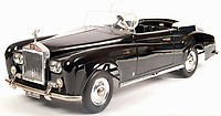 BNPS.co.uk (01202 558833)<br /> Pic: EastBristolAuctions/BNPS<br /> <br /> £2500 - An incredibly rare vintage 1960's Tri-ang / Triang made prototype Bentley S2 child's pedal car.<br />   <br /> Toy story...<br /> <br /> A remarkable lifetime collection of 30 vintage toy cars has emerged for sale for more than £65,000.<br /> <br /> The fleet of rare pedal cars were acquired over almost half a century by retired car garage owner David Worrow, 72.<br /> <br /> During their time with Mr Worrow they formed what was believed to be the biggest private collection of its kind in the world.