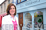 Lorraine Woulfe from 'The Ark', Children's Clothing, Church Street, Abbeyfeale.