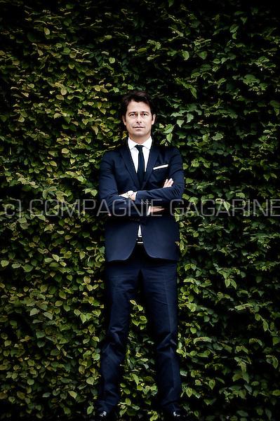 Football agent Christophe Henrotay (Belgium, 13/06/2013)