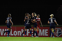 Boyds, MD - Wednesday August 30, 2017: Francisca Ordega during a regular season National Women's Soccer League (NWSL) match between the Washington Spirit and the North Carolina Courage at Maureen Hendricks Field, Maryland SoccerPlex.